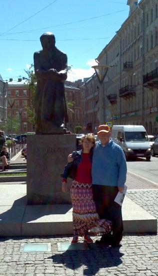 Jim and Irina